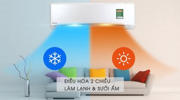bảng giá máy lạnh Panasonic