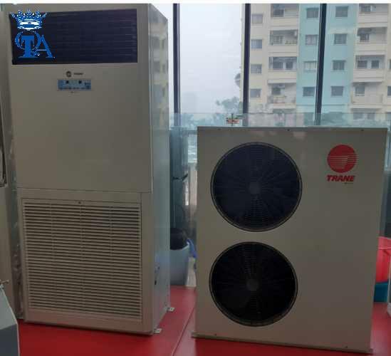 bán sỉ máy lạnh Trane đứng