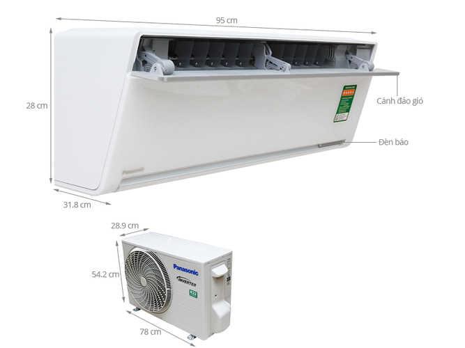 chuyên bán máy lạnh panasonic