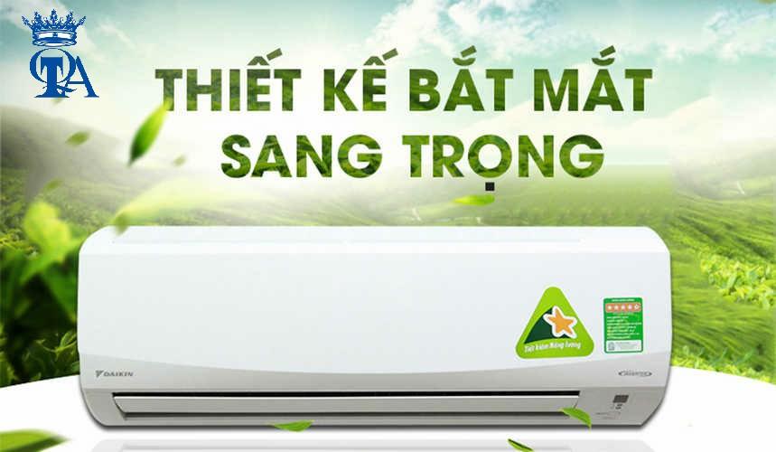 phân phối máy lạnh Daikin tại tphcm