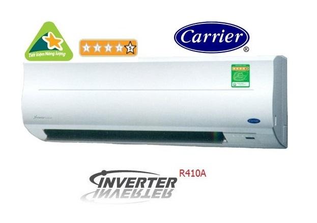công ty thi công cơ điện lạnh Carrier