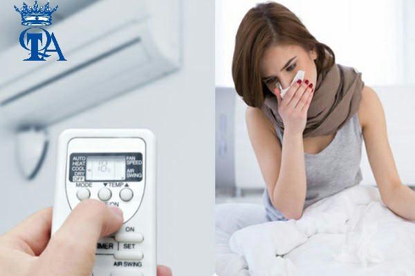 bảo trì máy lạnh daikin Bình Chánh